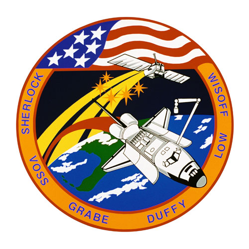 STS-57 Crew Patch