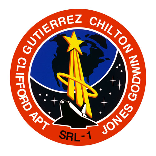 STS-59 Crew Patch