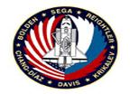 STS-60 Crew Patch