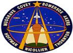 STS-61 Crew Patch