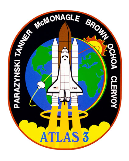 STS-66 Crew Patch