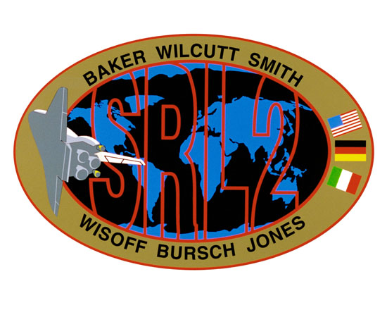 STS-68 Crew Patch