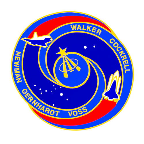 STS-69 Crew Patch