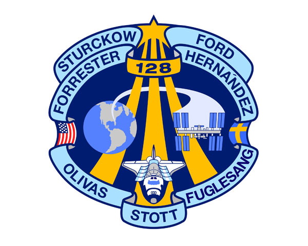 STS-128 Crew Patch