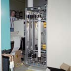 Ultrafiltration/Reverse Osmosis (UFRO) unit