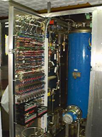 Primary Treatment Subsystem Product Tank and Controls